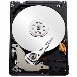 HDD Mobile WD Blue (2.5, 500GB, 16MB, SATA 6 Gb/s)