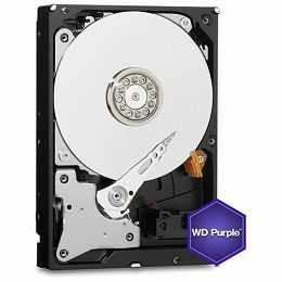 Western Digital HDD, 4TB, Intelli, WD Purple