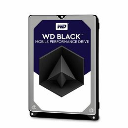 Western Digital HDD, 500GB-7200RPM-2,5'-SATA-32