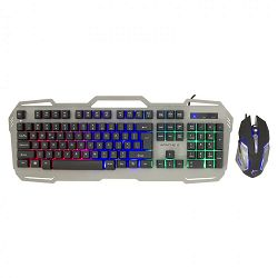 WHITE SHARK 2u1 gaming set APACHE-2 tipkovnica+miš