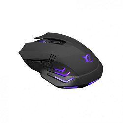 WHITE SHARK gaming miš HANNIBAL-2 crni 3200dpi