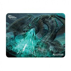 WHITE SHARK gaming podloga za miša ENERGY GORGER 25x20cm