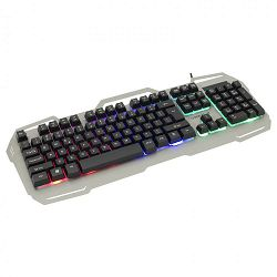 WHITE SHARK gaming tipkovnica VIKING-2 metalna