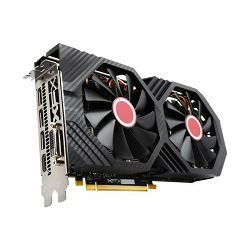 XFX AMD Radeon RX 580 GTS Black Edition 8GB 256bit GDDR5, bulk + 2 Igre (The Division 2, Devil May Cry 5 ili Resident Evil 2)