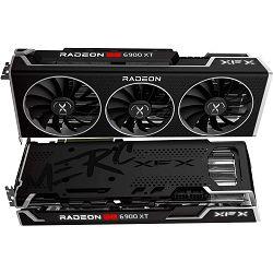 XFX AMD Radeon RX-6900XT MERC 319, 16GB GDDR6 256bit, HDMI, 2x DP, USBC, 3 Fan, 3 Slot