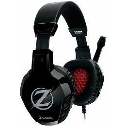 Zalman Gaming Headset Black