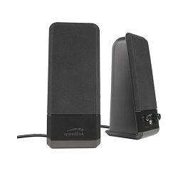 ZVUČNICI Speedlink Event 2.0 Stereo crni, USB