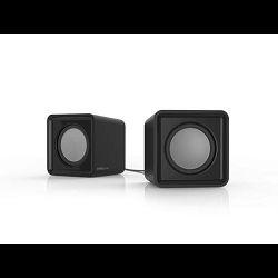 Zvučnici SPEEDLINK Twoxo, 2.0, crni