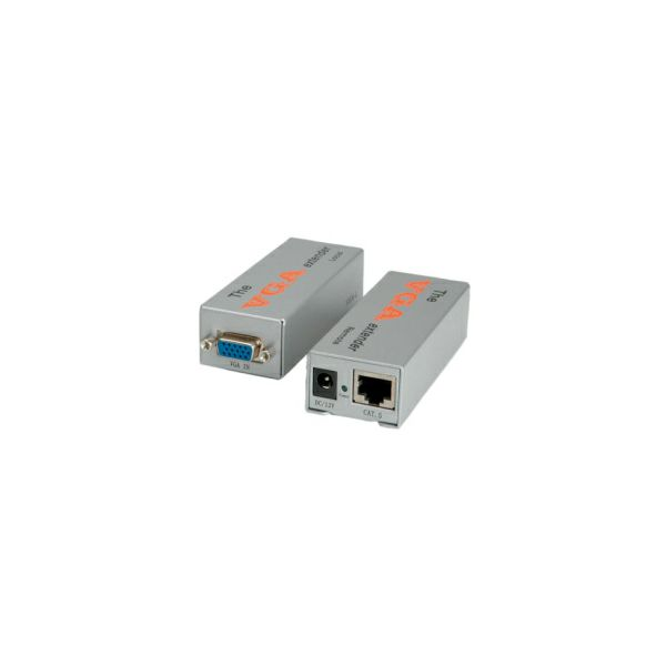 Roline VALUE VGA Extender over Twisted Pair, 80m, 14.99.3431
