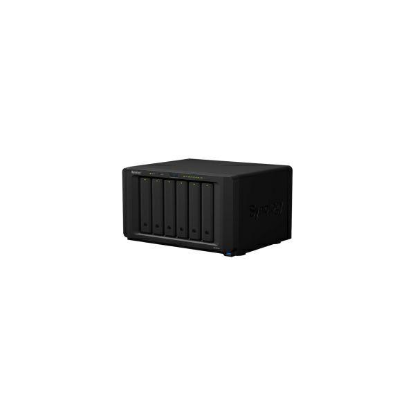 40712 Synology DS1618+ DiskStation 6-bay All-in-1 NAS server,