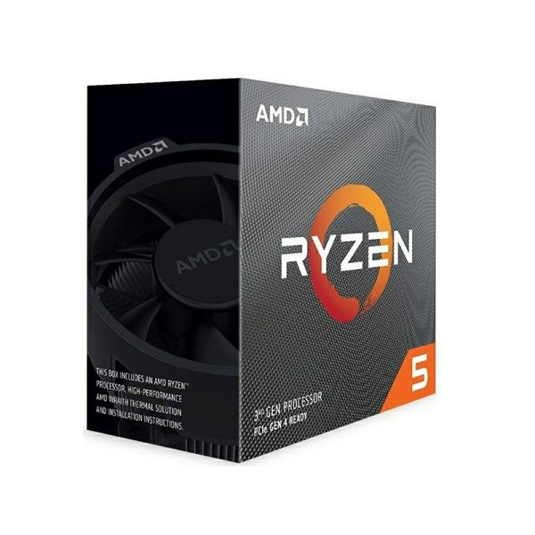 AMD Ryzen 5 3600, 6C/12T 3.6GHz/4.2GHz, 32MB, AM4, amd-r5-3600
