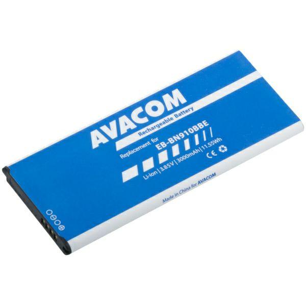 Avacom baterija za Samsung N910F Note 4 3,85V 3Ah, ava-gssa-n910f-s30