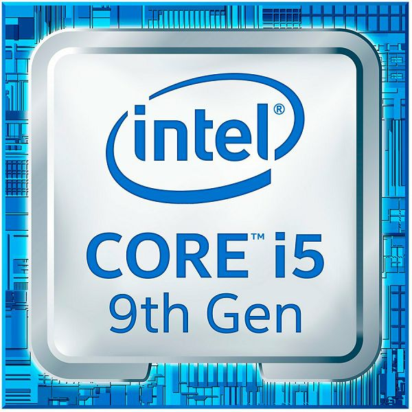 Intel CPU Desktop Core i5-9600KF (3.7GHz, 9MB, LGA1151) box, BX80684I59600KFSRFAD