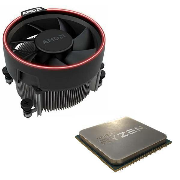 CPU AMD Ryzen 7 2700 MPK Tray, Wraith Spire RGB, 0400512