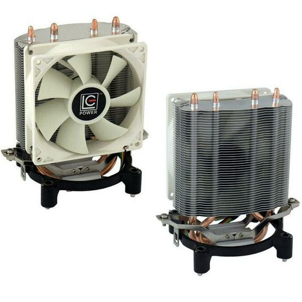 CPU Hladnjak LC-CC-95, Intel/AMD, 90mm 4-pin , LC-CC-95