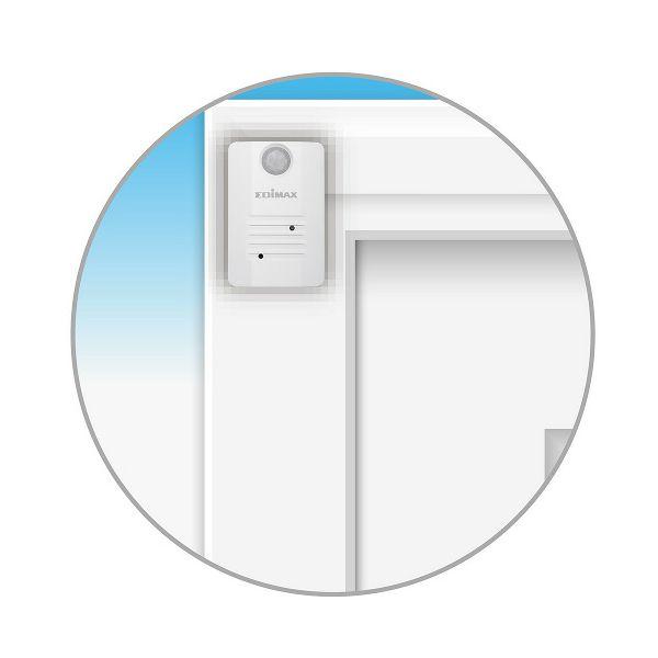 Edimax Wireless (PIR) senzor pokreta, edi-ws-2002p