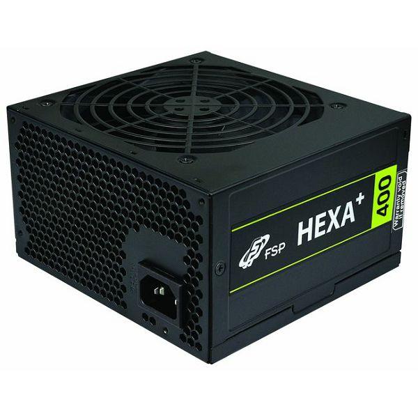 Fortron napajanje Hexa Plus 400W, 80+,active,12 cm, fsp-nap-hexa-400p