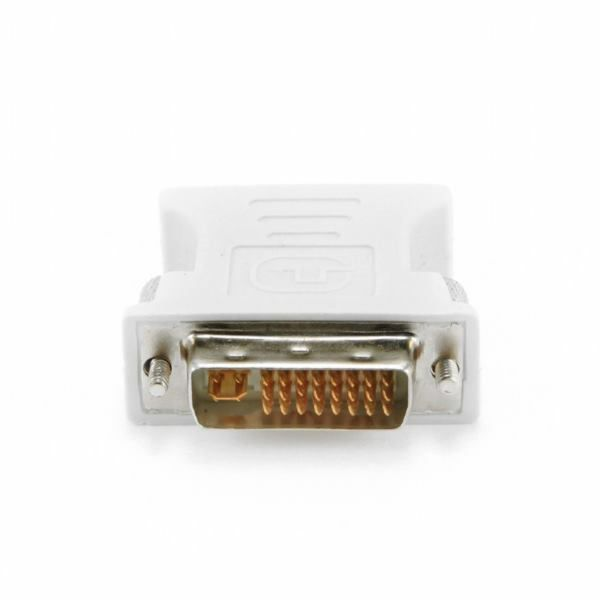 Gembird Adapter DVI-A male to VGA 15-pin HD (3 rows) female, GEM-A-DVI-VGA