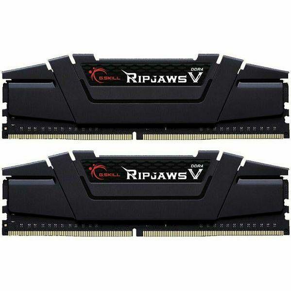 G.Skill 2x4GB 3200MHz Ripjaws V, F4-3200C16D-8GVKB