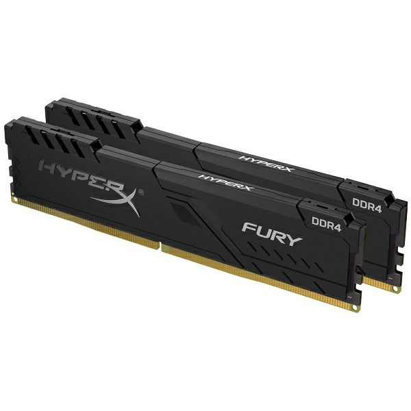 Kingston DDR4 HX Fury, 8GB (2x 4GB), 3200MHz, CL16, king-x432c16fbk2-8