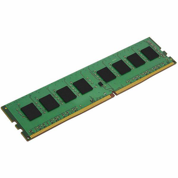 Kingston  16GB 2400MHz DDR4 Non-ECC CL17 DIMM 2Rx8, EAN: 740617259650, KVR24N17D8/16