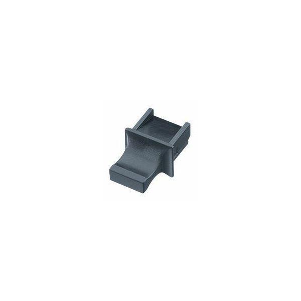 NaviaTec Ethernet RJ45 port Anti Dust cover - 10 pcs, NVT-PLUG-368-10