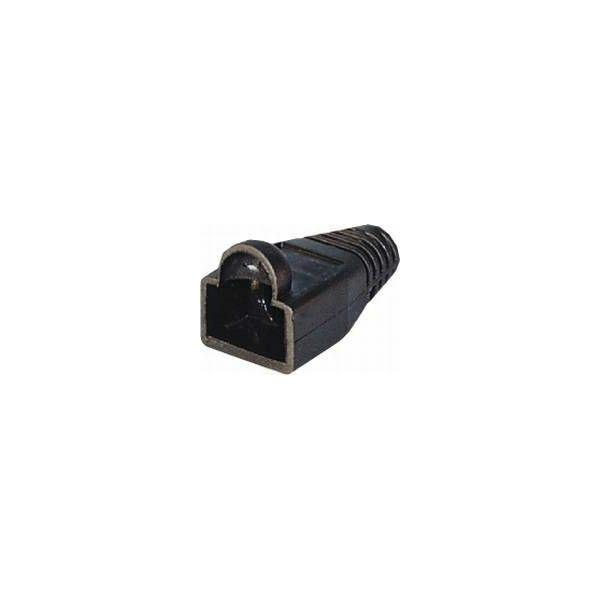 NaviaTec PVC Boot for Western 8 8-plug black 10pc, NVT-SR-209