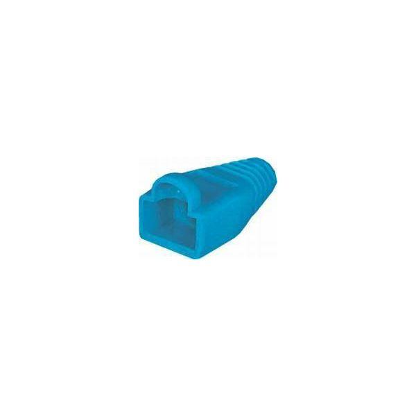 NaviaTec PVC Boot for Western 8 8-plug blue 10pc, NVT-SR-210