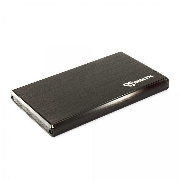 SBOX HDD ladica USB 3.0 HDC-2562 crna, 0616320533243