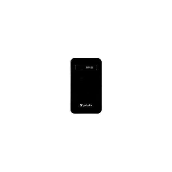 Verbatim punjač Power Pack, ultra tanki, prijenosni, crni (4200mAh), V098450